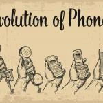 Największe zmiany w smartfonach na przestrzeni lat