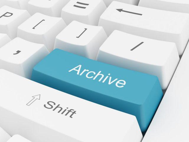 archiwum online w firmie